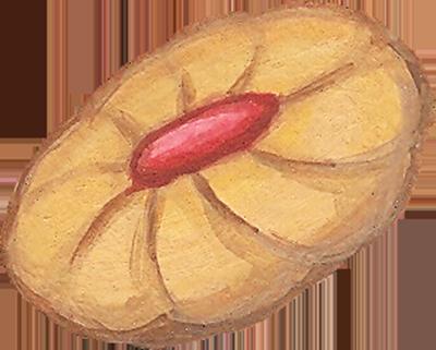 クッキー(花)