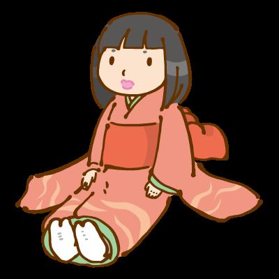 木目込人形
