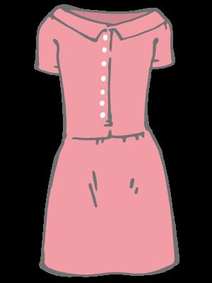 ワンピース(ピンク)