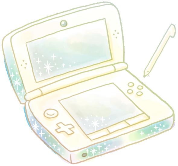 携帯ゲーム(3DS)
