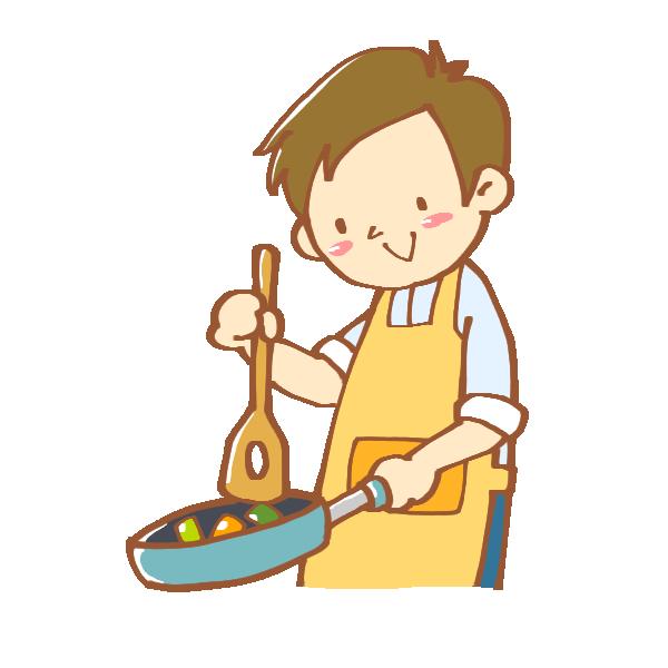 男の人が料理をするとモテる!料理が趣味な男性は …