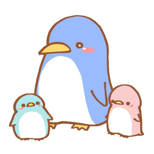 「ペンギン フリー素材 かわいい」の画像検索結果
