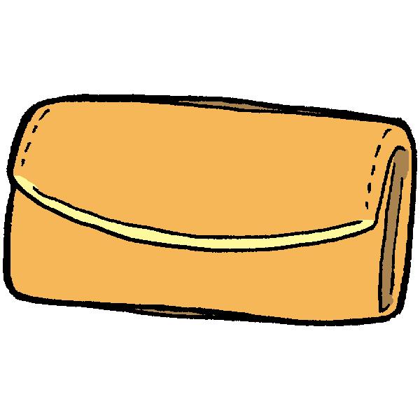 財布3のイラスト