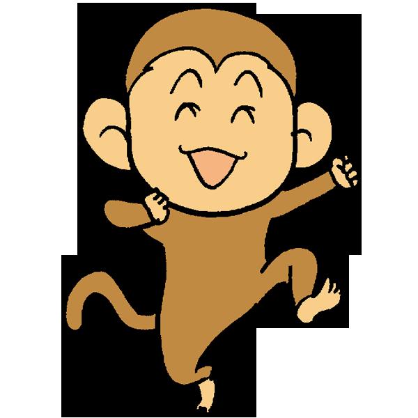 猿やったーのイラスト