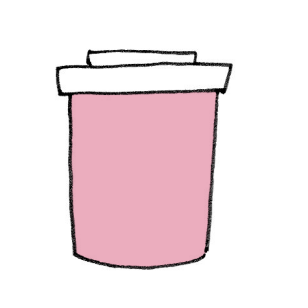 紙コップのイラスト