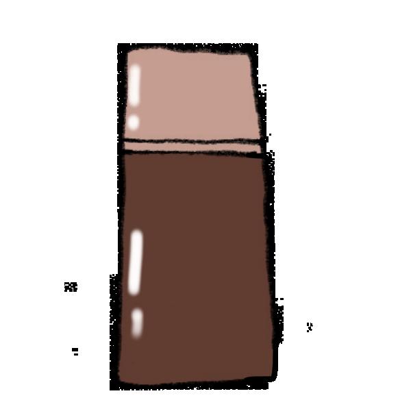 ソースのイラスト