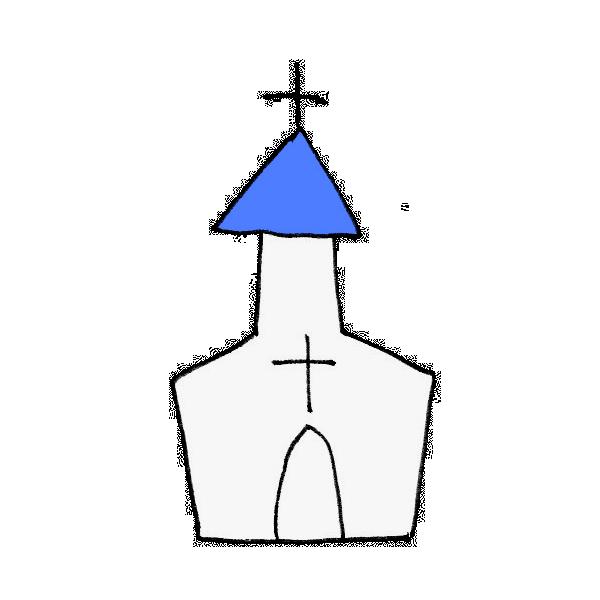 協会のイラスト