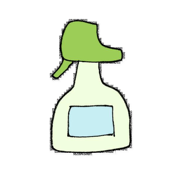 洗剤のイラスト