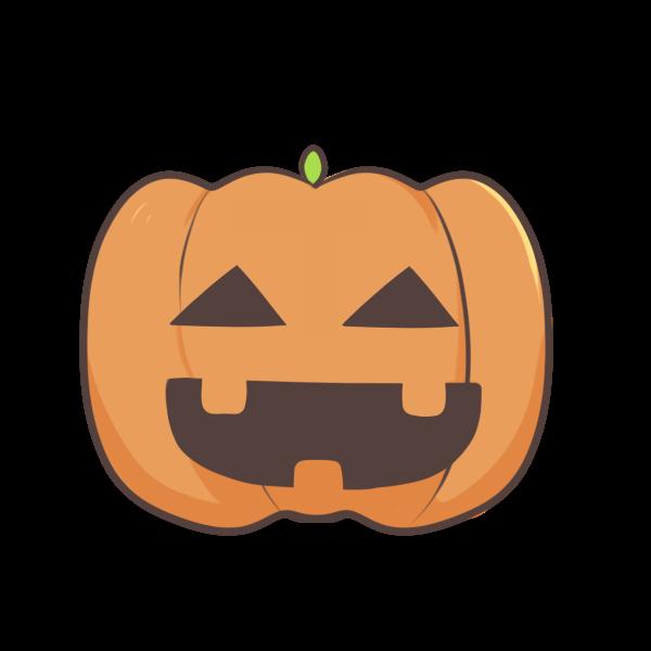 かぼちゃ2のイラスト