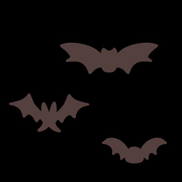 コウモリの画像 p1_12
