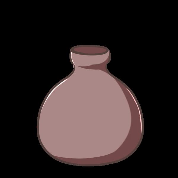 つぼのイラスト