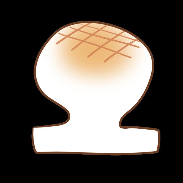 餅のイラスト