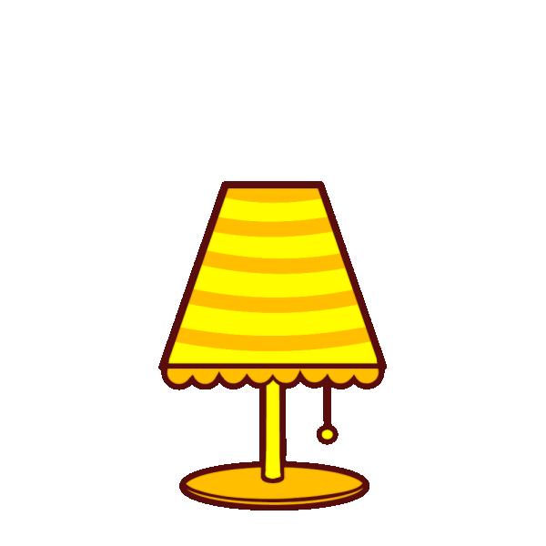 ライトのイラスト