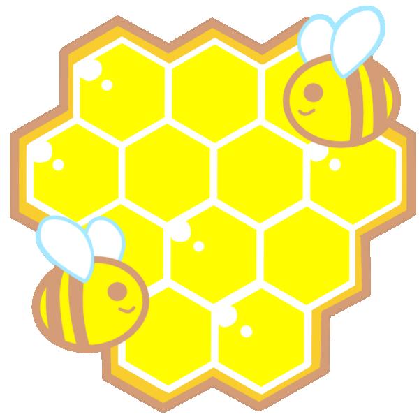 ハチの巣のイラスト