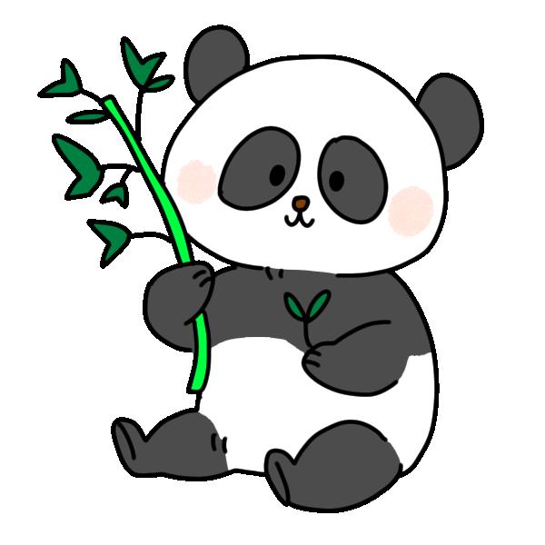 パンダの画像 p1_6