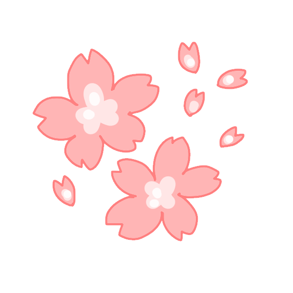 SAKURAのイラスト