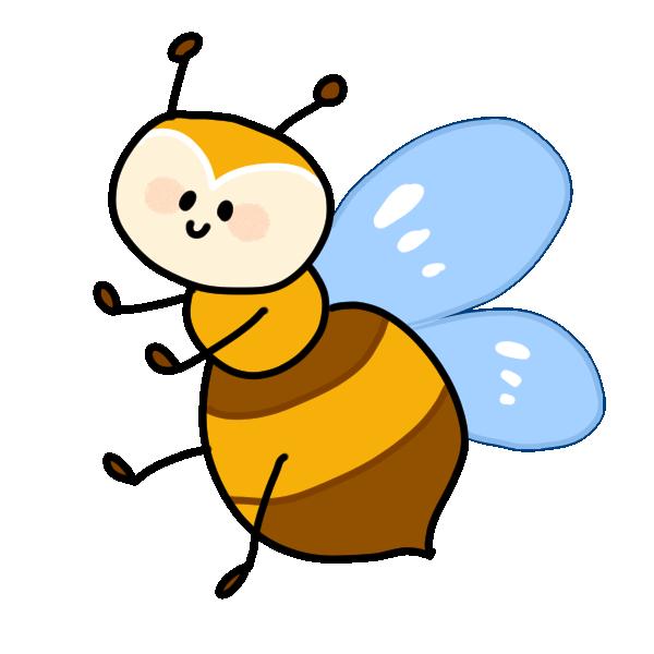 ハチのイラスト