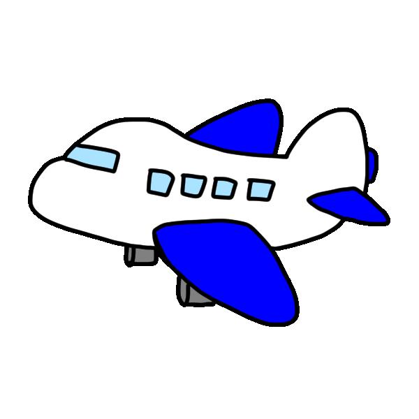 「飛行機 イラスト」の画像検索結果