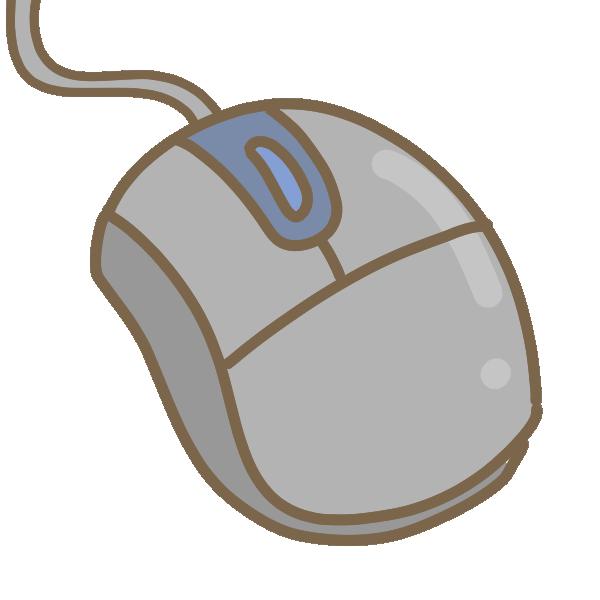 マウスのイラスト