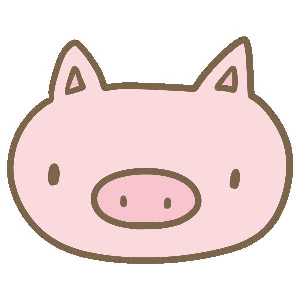 豚の画像 p1_1