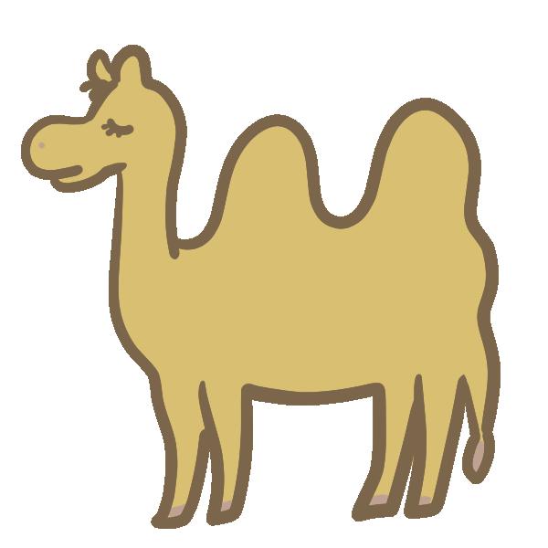 ラクダの画像 p1_27