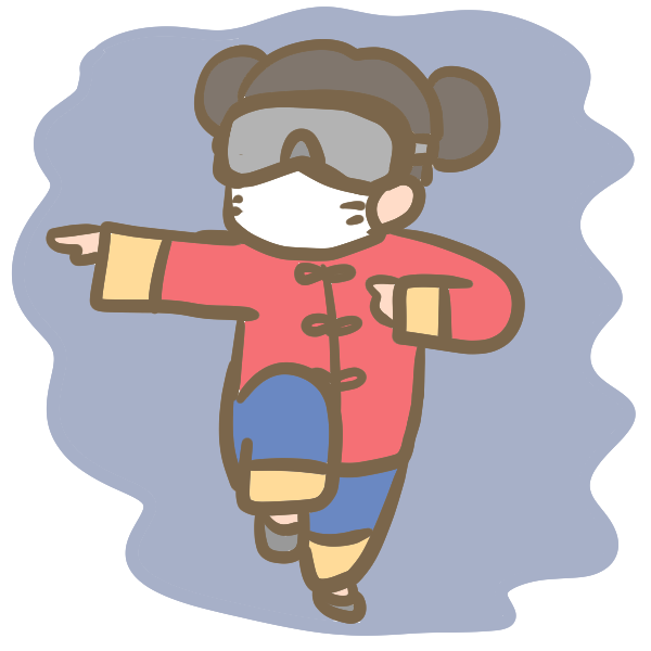 PM2.5のイラスト