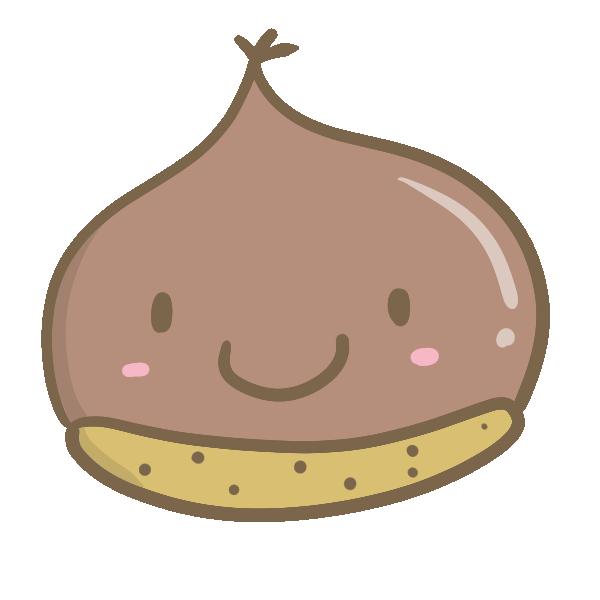 栗ちゃんのイラスト