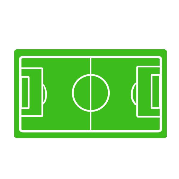 サッカー コート