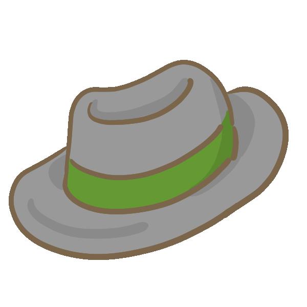 父の日ギフト(帽子)のイラスト