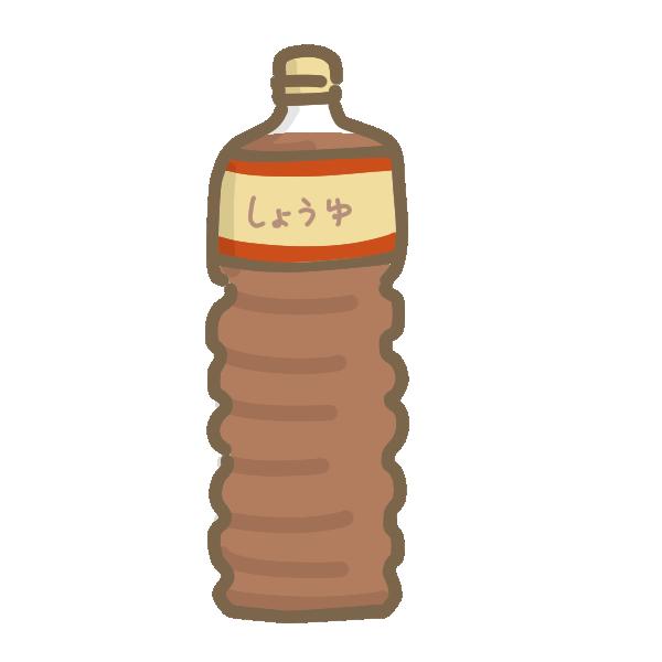 醤油のイラスト