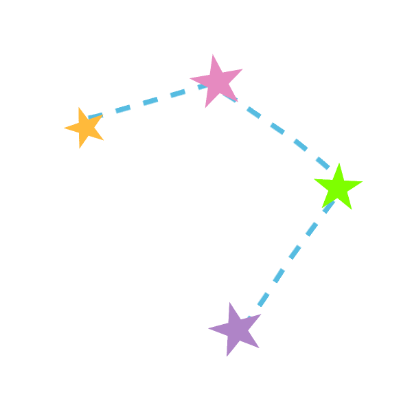 天秤座のイラスト