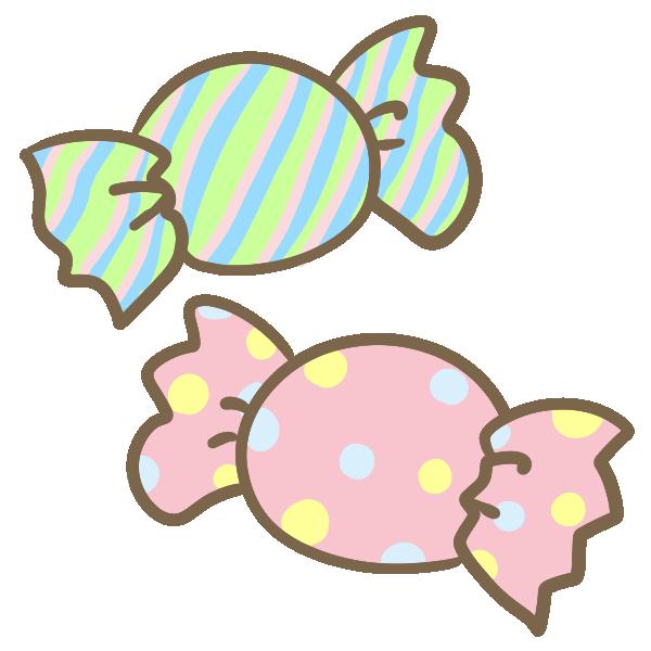 キャンディのイラスト