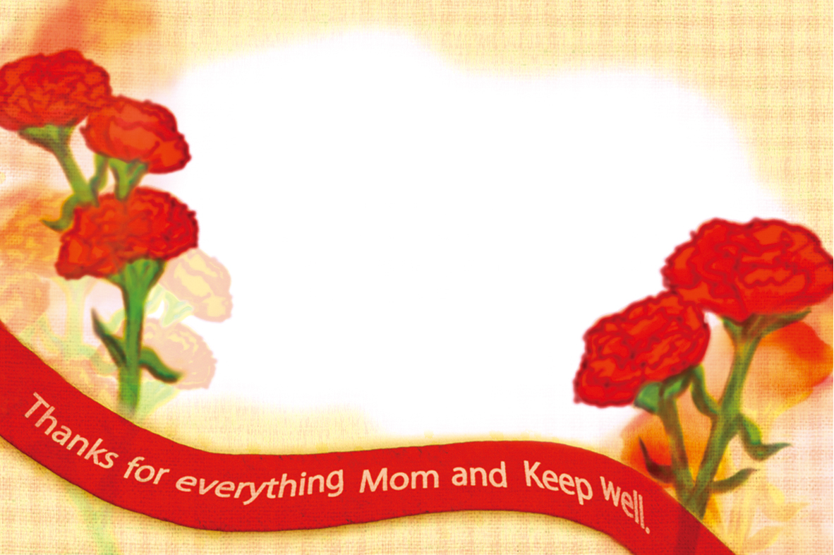 カード(母の日)横