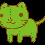 ぬいぐるみ(猫)