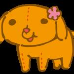 ぬいぐるみ(犬)