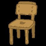 セピア色の思い出(椅子)