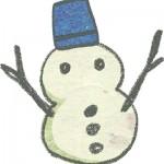 雪だるま-01