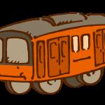 おもちゃの電車3