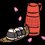 お花見弁当(おにぎり)