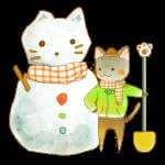 2月猫ちゃん