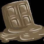 チョコドロドロ