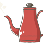 コーヒーケトル