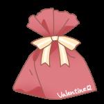 バレンタインのプレゼント