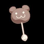 クマのチョコレート