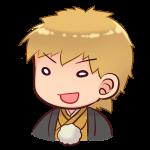 成人式男の子2