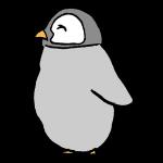 ペンギンヒナ2