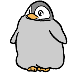 ペンギンヒナ3