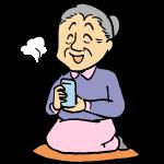 お茶のむおばあちゃん