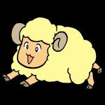 羊かけっこ