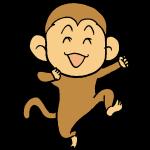 猿やったー